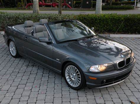 2002 Bmw 325ci Convertible Fort Myers Florida For Sale In