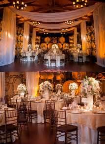 california wedding  rustic elegance wedding ceiling