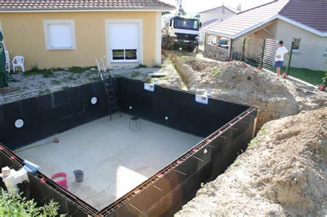 piscine kit beton piscine hors sol 3 66 x 1 22 idea mc