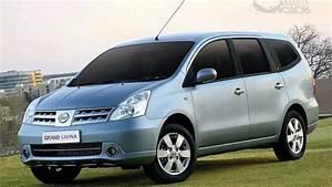 2015 Model Nissan Grand Livina