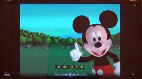Opening To Mickey Mouse Clubhouse