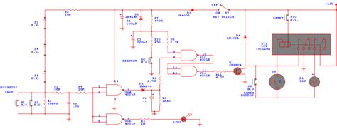 Home Security Wiring Diagram by Home Security System Diagram For Reference