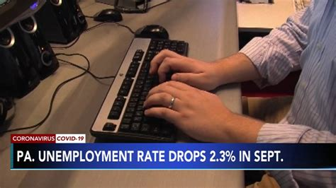 Pennsylvania sees another big monthly drop in jobless rate ...
