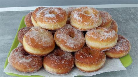 hervé cuisine donuts recette facile des donuts américains