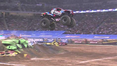 monster truck jam atlanta monster jam nitro circus monster truck freestyle