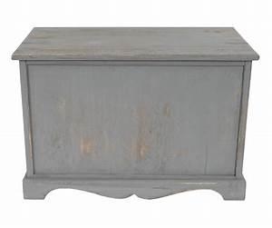 Kommode Grau Vintage : sitzbank kommode mit 2 k rben 42x62x33cm shabby look ~ Michelbontemps.com Haus und Dekorationen