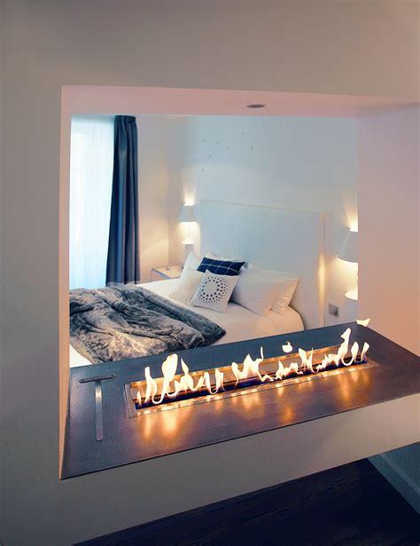 16 Unique Modern Fireplace Design Ideas - Style Motivation