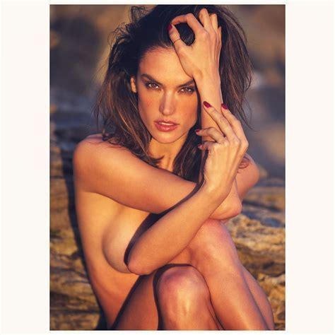 Alessandra Ambrosio Nude Sexy Photos Thefappening