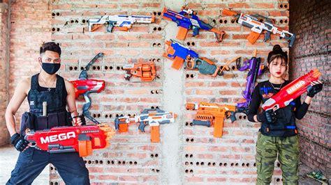 Ltt Gaming Nerf Guns  Game Nerf Guns  Seal X Pubg In