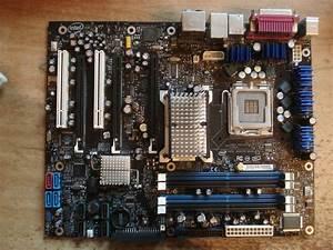 Intel D975xbx2kr Lga775 Socket  Blkd975xbx2kr  Motherboard