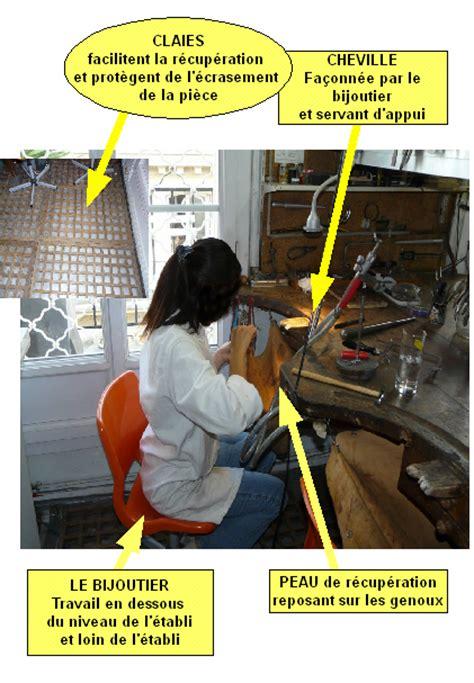 rangement poste de travail analyse ergonomique travail 224 l 233 tabli du bijoutier