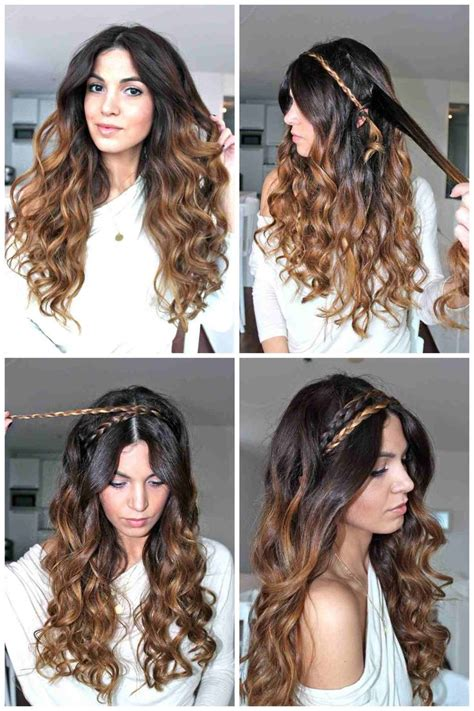 DIY Greek Goddess Hair Tutorial Beauty Hair and Nails