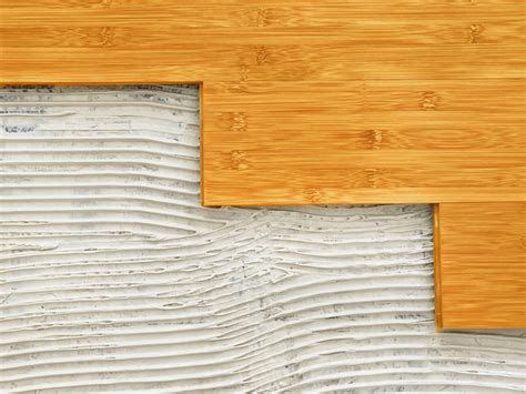 how to lay bamboo flooring how to install bamboo flooring on top of a wood subfloor