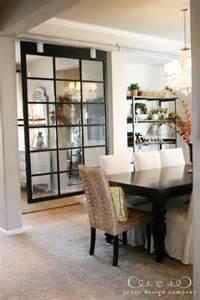 Window and Door Room Dividers