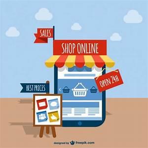 Online Shop De : online shop vector vector free download ~ Watch28wear.com Haus und Dekorationen
