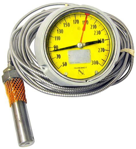 thermometers remote bulb