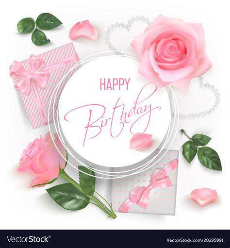 Happy Birthday Roses Images Happy Birthday Pictures With Roses Impremedia Net