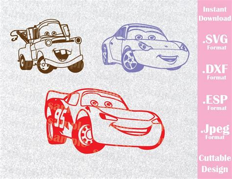 cars 3 sally cars lightning mcqueen sally and mate