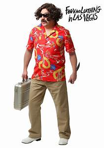 Fear and Loathing In Las Vegas Adult Dr Gonzo Costume