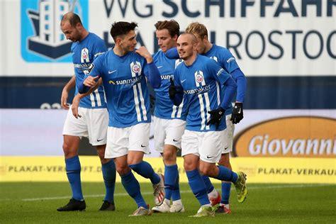Trotzenburger weg 14 18057 rostock. Hansa Rostock vs Chemnitzer FC: Tipp, Quote & Prognose ...