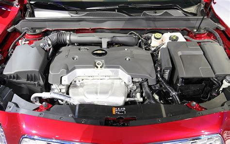 2012 Malibu Engine by 2012 Chevrolet Malibu Reviews And Rating Motor Trend