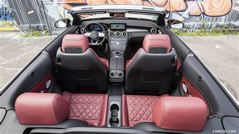 (mbusa) is recalling certain 2019 c300, c300 coupe. 2019 Mercedes-Benz C-Class C300 Cabrio (Color: Diamond White) - Interior | HD Wallpaper #88