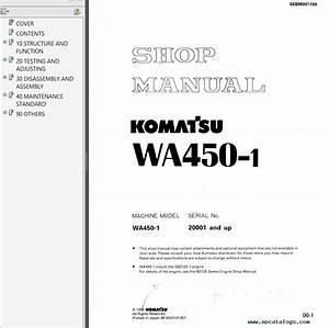 Komatsu Wa450