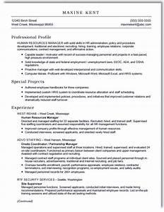 Sample Resume Maxine Kent MS Word Scannable Format