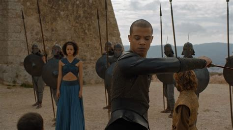 actor game of thrones grey worm quick hits whispers sean bean jacob anderson gemma