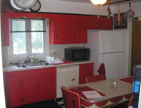 50s Kichens  Home Design And Decor Reviews