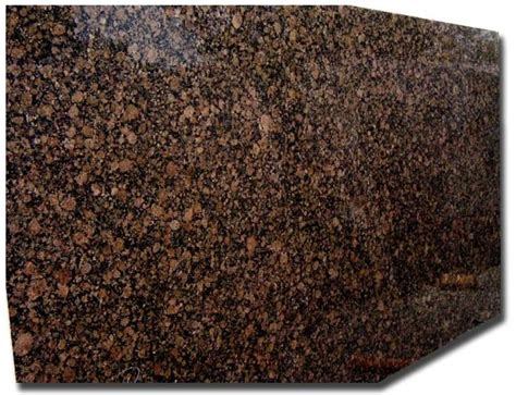 baltic brown granite slab kitchen