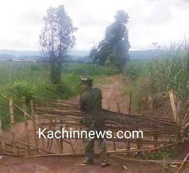 KIO Reopens Mai Ja Yang-Loije Road – Kachin News Group (KNG)
