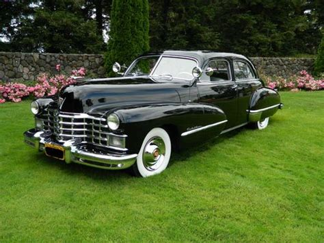 Sell Used Cadillac Fleetwood Series Special