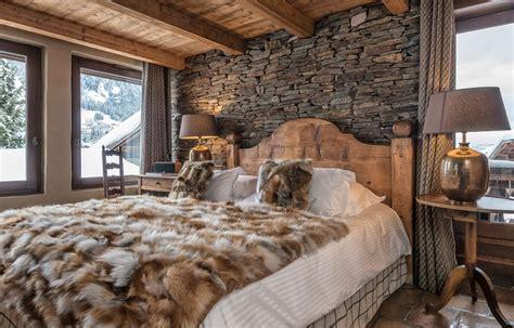 style chambre deco chambre style montagne chaios com