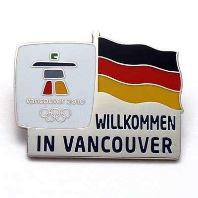 Vancouver 2010 Olympic pins