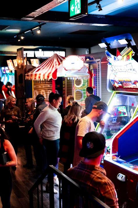 expect  greta   arcade  bar