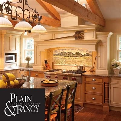 plain and fancy kitchen cabinets plain and fancy cabinets b t kitchens baths 7500