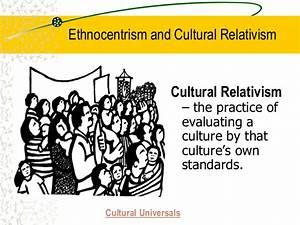 Culture Cultural Relativism