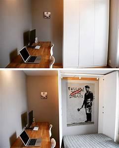 Lit Escamotable Ikea : armoires lits escamotables ikea ~ Melissatoandfro.com Idées de Décoration