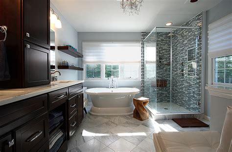 Ideas For Bathroom Vanities Modern Master Bath In Northern Virginia Murphy Flickr