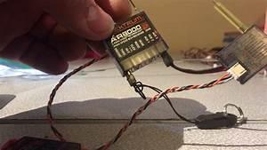 Spektrum Ar8000 Dsm2 Won U0026 39 T Bind With Dsm2 Sat Only With Dsmx Sat