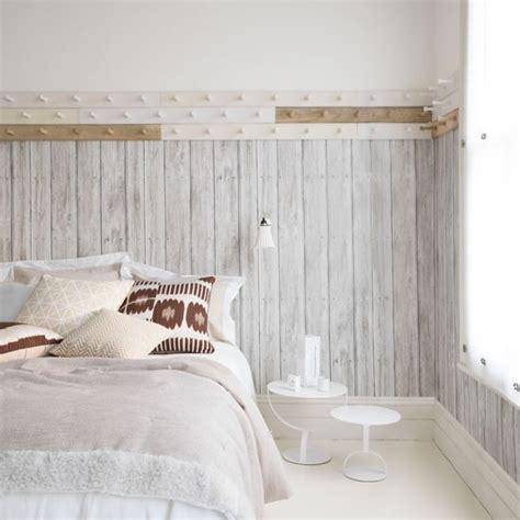 Rustic White Bedroom Housetohomecouk