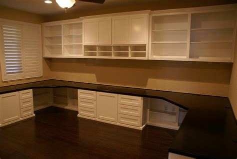desk with cabinets built in built in office cabinets with desk built in desks in