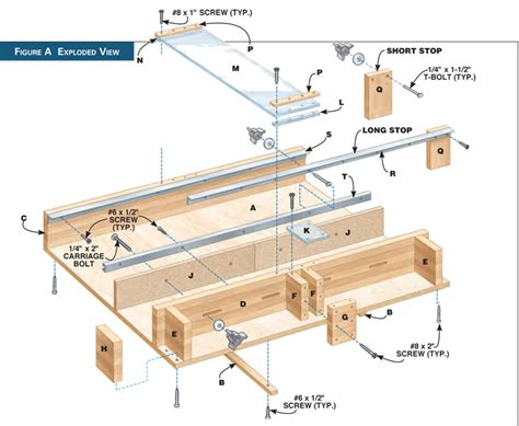 knowing table  woodworking plans