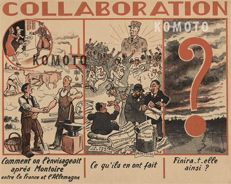 French and Vichy-France Propaganda