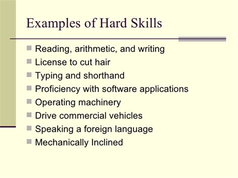 What Do You Put For Additional Skills On A Resume by Searching 101 Skills Employers Look For