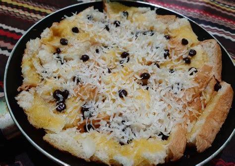 Kamu sudah bisa sarapan dengan roti tawar yang enak. Resep Puding Roti Tawar Teflon oleh Puu - Cookpad