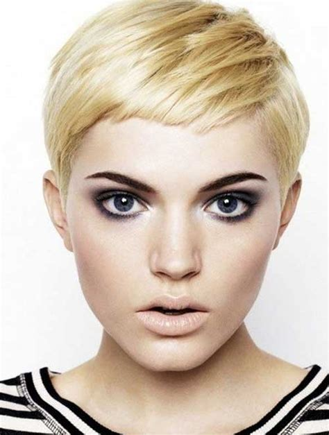 short hair for round faces 2014 2015 short hairstyles