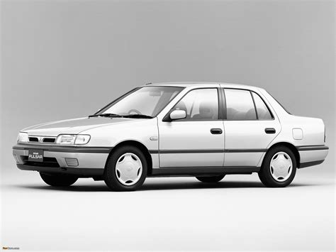 1990 Nissan Pulsar  Information And Photos Zombiedrive