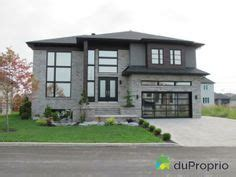 maison contemporaine a vendre 1000 images about fa 231 ades on garage and in canada